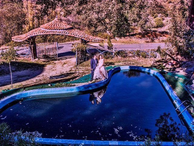 La boda de Ivan y Sandra en Zarza De Granadilla, Cáceres 17