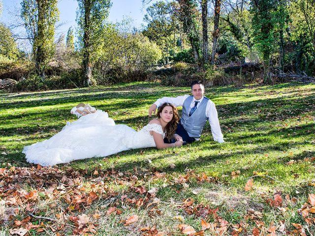 La boda de Ivan y Sandra en Zarza De Granadilla, Cáceres 18