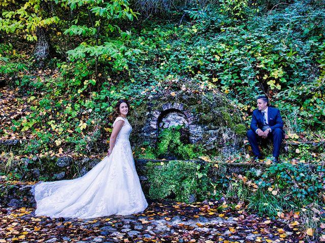 La boda de Ivan y Sandra en Zarza De Granadilla, Cáceres 21