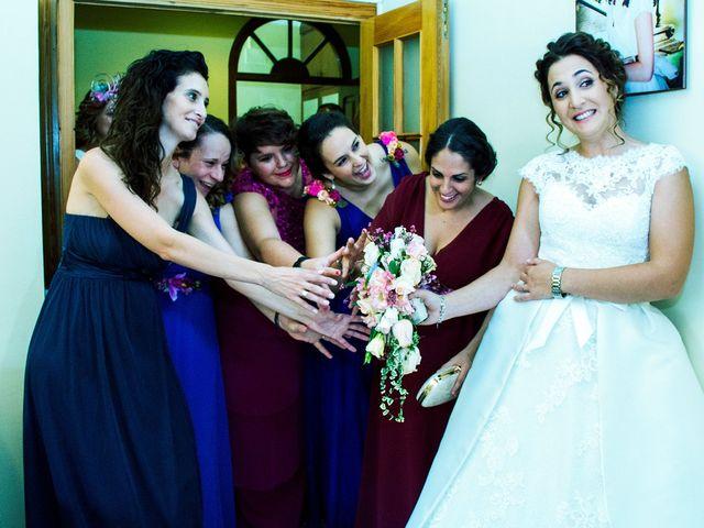 La boda de Ivan y Sandra en Zarza De Granadilla, Cáceres 30