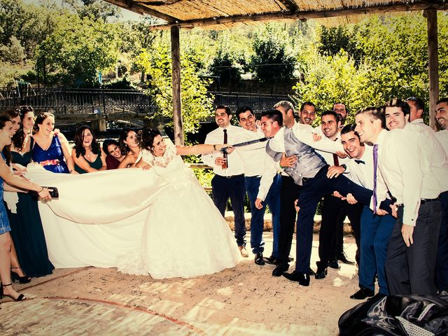 La boda de Ivan y Sandra en Zarza De Granadilla, Cáceres 34