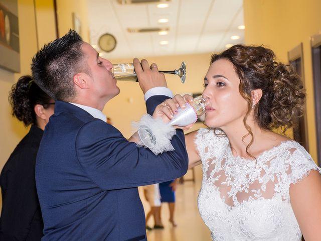 La boda de Ivan y Sandra en Zarza De Granadilla, Cáceres 41
