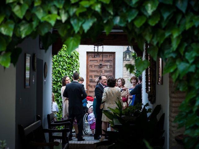 La boda de Ismael y Elisa en Toledo, Toledo 19