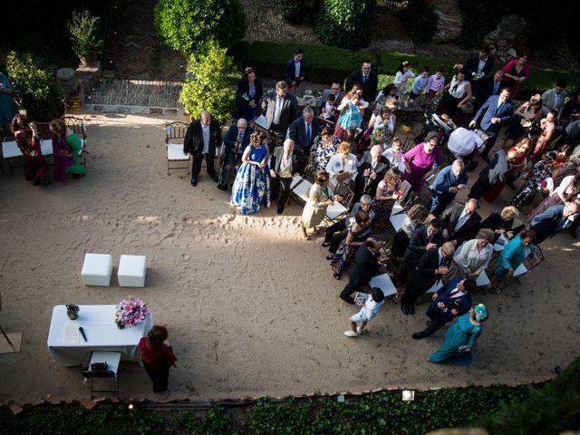 La boda de Ismael y Elisa en Toledo, Toledo 22