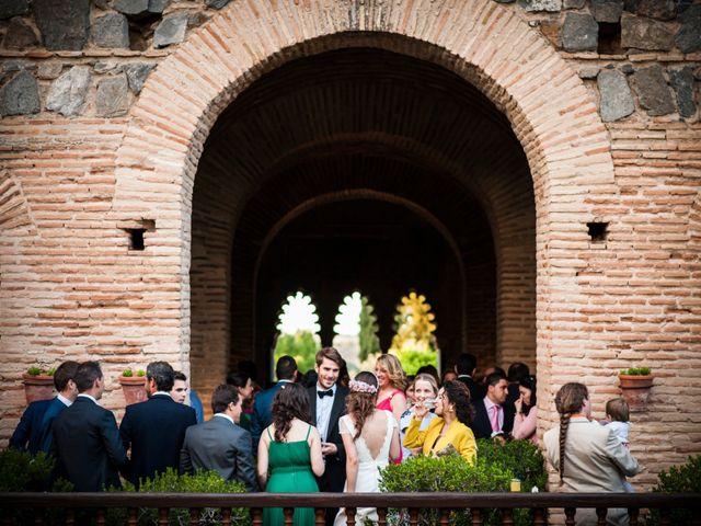 La boda de Ismael y Elisa en Toledo, Toledo 27