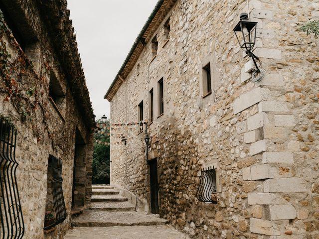La boda de Oriol y Eli en Sant Ferriol, Girona 5