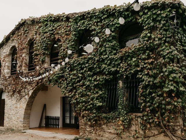 La boda de Oriol y Eli en Sant Ferriol, Girona 6