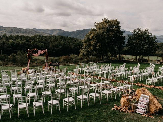 La boda de Oriol y Eli en Sant Ferriol, Girona 14