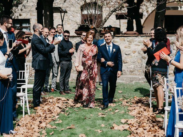 La boda de Oriol y Eli en Sant Ferriol, Girona 31