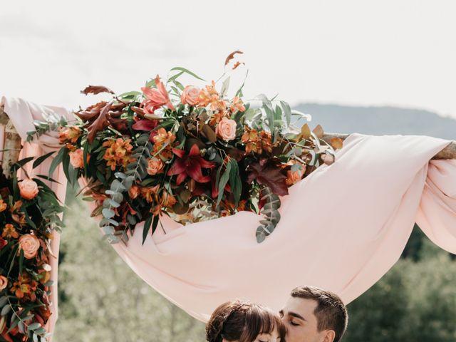 La boda de Oriol y Eli en Sant Ferriol, Girona 53