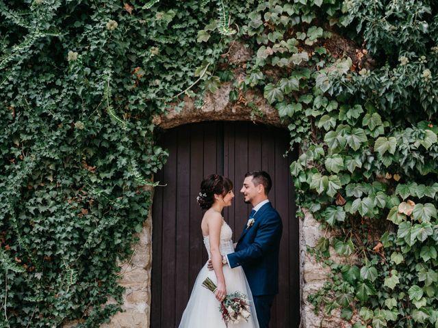 La boda de Oriol y Eli en Sant Ferriol, Girona 55