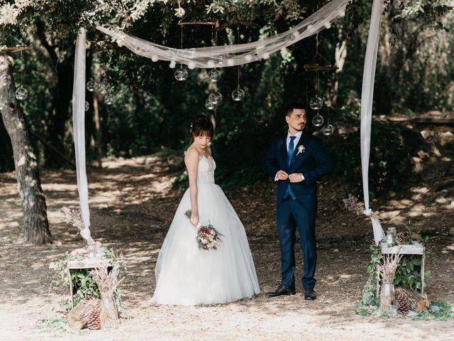 La boda de Oriol y Eli en Sant Ferriol, Girona 58