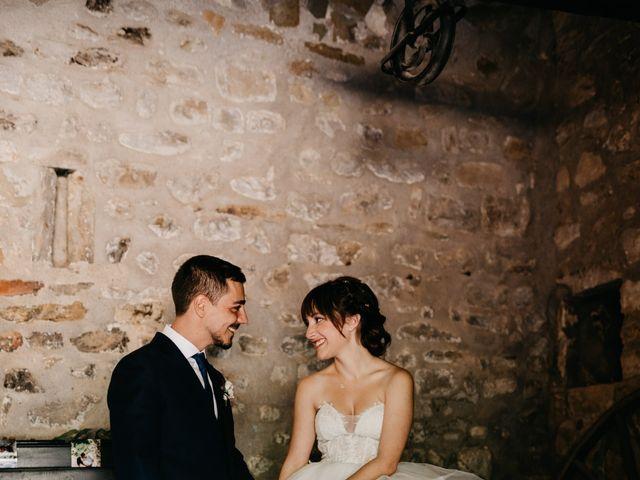 La boda de Oriol y Eli en Sant Ferriol, Girona 61