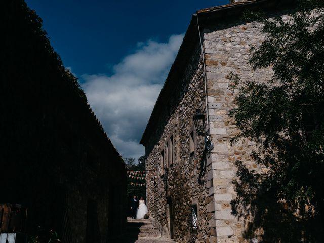La boda de Oriol y Eli en Sant Ferriol, Girona 62