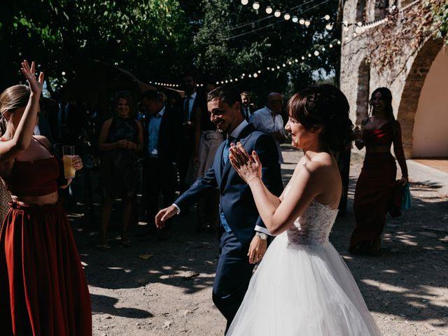 La boda de Oriol y Eli en Sant Ferriol, Girona 63