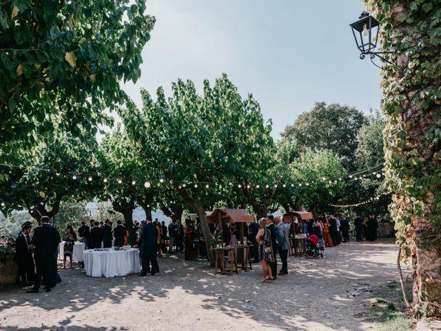 La boda de Oriol y Eli en Sant Ferriol, Girona 73