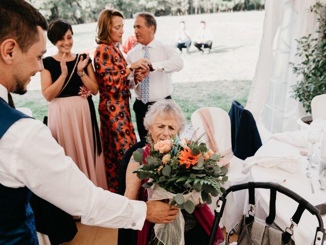 La boda de Oriol y Eli en Sant Ferriol, Girona 80