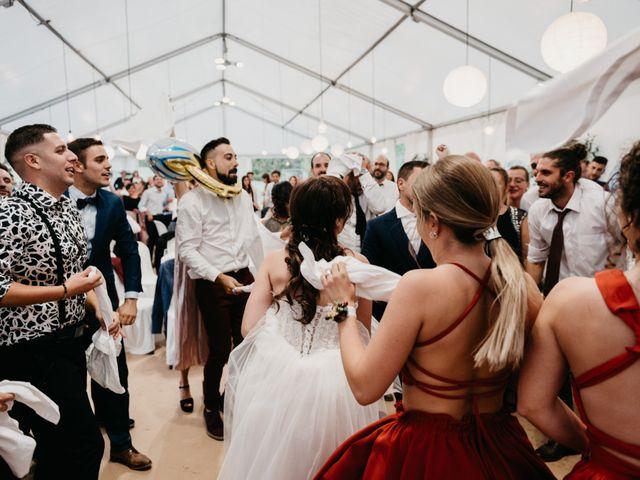 La boda de Oriol y Eli en Sant Ferriol, Girona 85