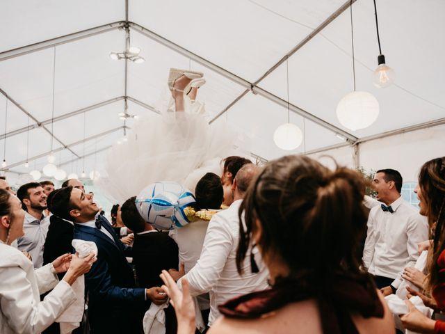 La boda de Oriol y Eli en Sant Ferriol, Girona 87