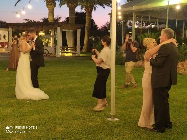 La boda de David y Carmen  en Mutxamel, Alicante 5