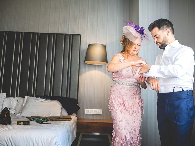 La boda de Jose y Ana en Algete, Madrid 9