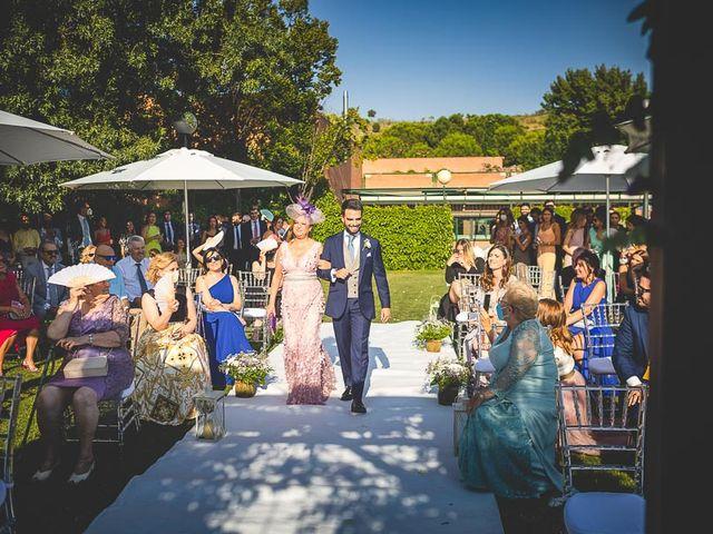 La boda de Jose y Ana en Algete, Madrid 43