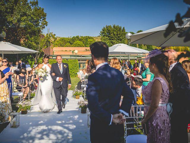 La boda de Jose y Ana en Algete, Madrid 44