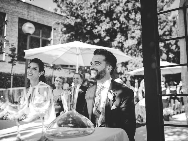 La boda de Jose y Ana en Algete, Madrid 45