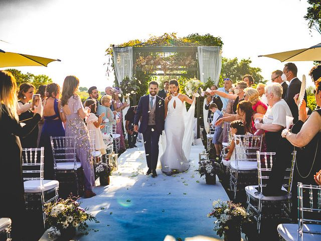 La boda de Jose y Ana en Algete, Madrid 51