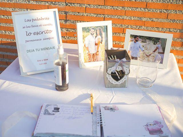La boda de Jose y Ana en Algete, Madrid 70