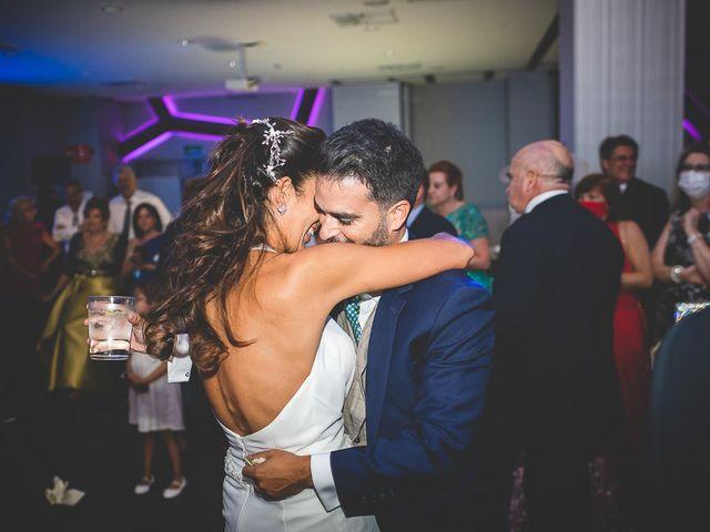 La boda de Jose y Ana en Algete, Madrid 78