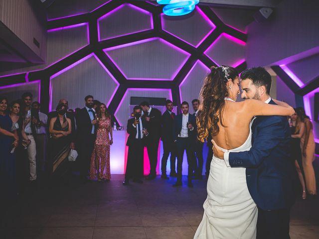 La boda de Jose y Ana en Algete, Madrid 83