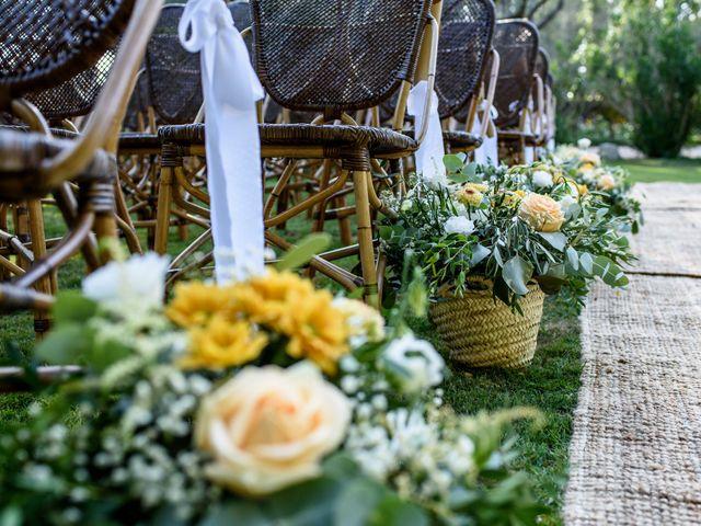 La boda de Carlitos y Sole en Chinchon, Madrid 12