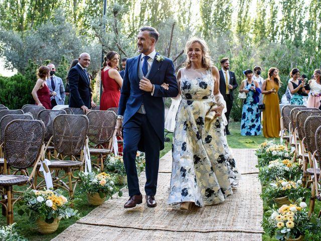 La boda de Carlitos y Sole en Chinchon, Madrid 13