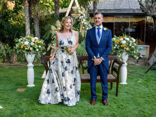 La boda de Carlitos y Sole en Chinchon, Madrid 14