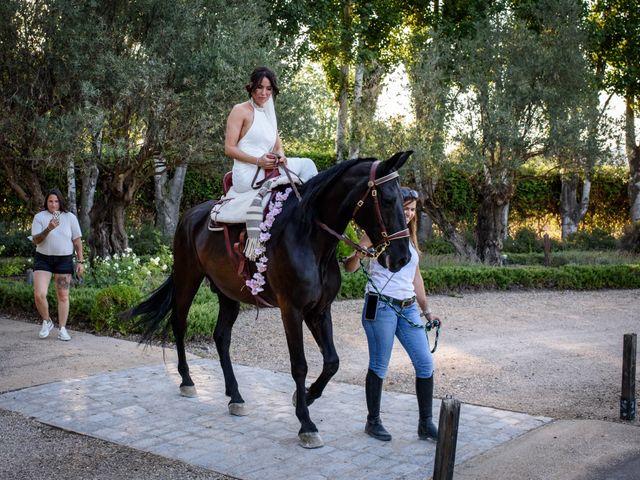 La boda de Carlitos y Sole en Chinchon, Madrid 15