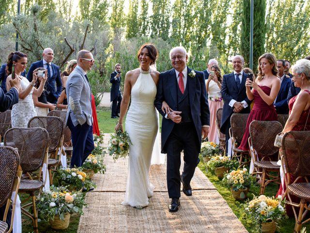 La boda de Carlitos y Sole en Chinchon, Madrid 16