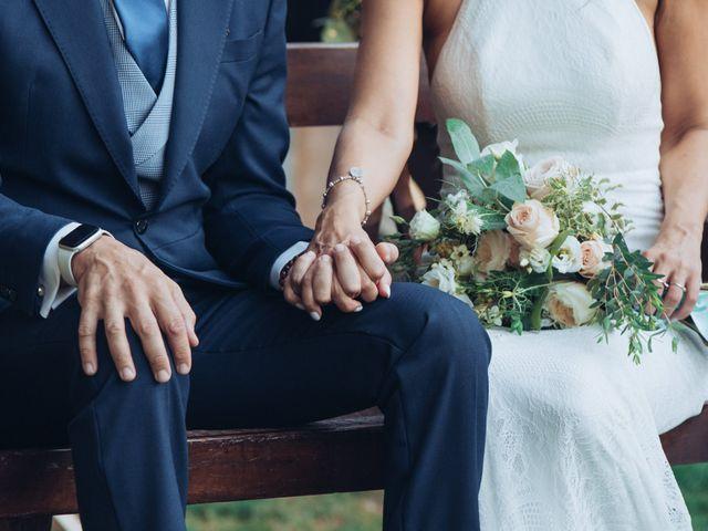 La boda de Carlitos y Sole en Chinchon, Madrid 17