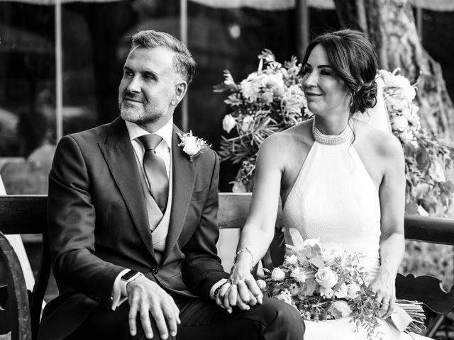 La boda de Carlitos y Sole en Chinchon, Madrid 18