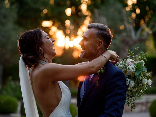 La boda de Carlitos y Sole en Chinchon, Madrid 20