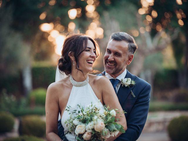 La boda de Carlitos y Sole en Chinchon, Madrid 21