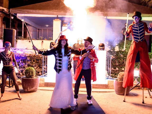La boda de Carlitos y Sole en Chinchon, Madrid 27