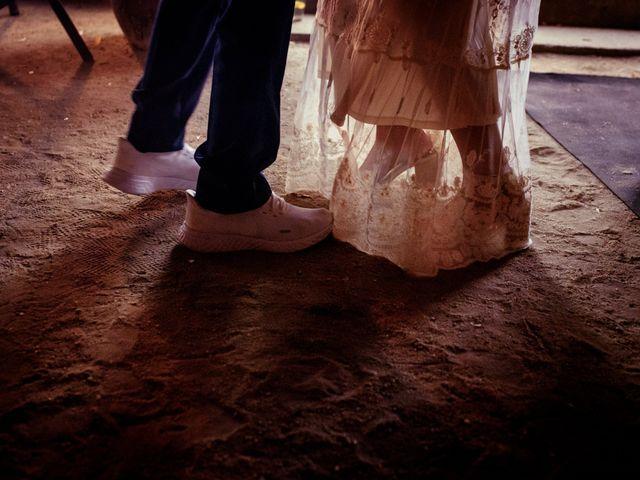 La boda de Carlitos y Sole en Chinchon, Madrid 28