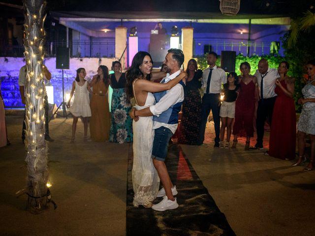 La boda de Carlitos y Sole en Chinchon, Madrid 32