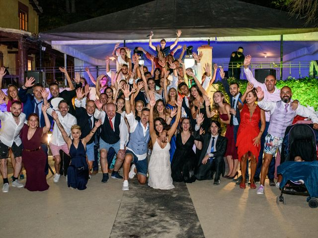 La boda de Carlitos y Sole en Chinchon, Madrid 33