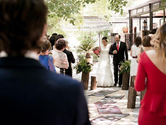 La boda de Miguel y Ana en Granada, Granada 18