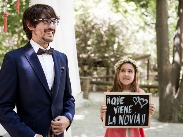 La boda de Miguel y Ana en Granada, Granada 19