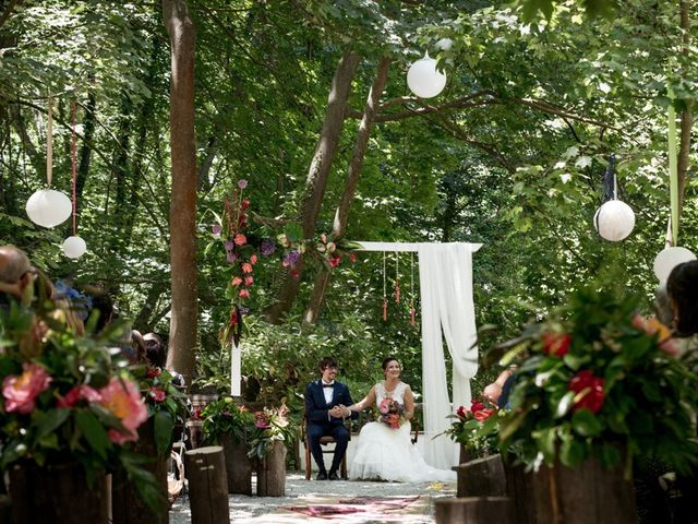 La boda de Miguel y Ana en Granada, Granada 1