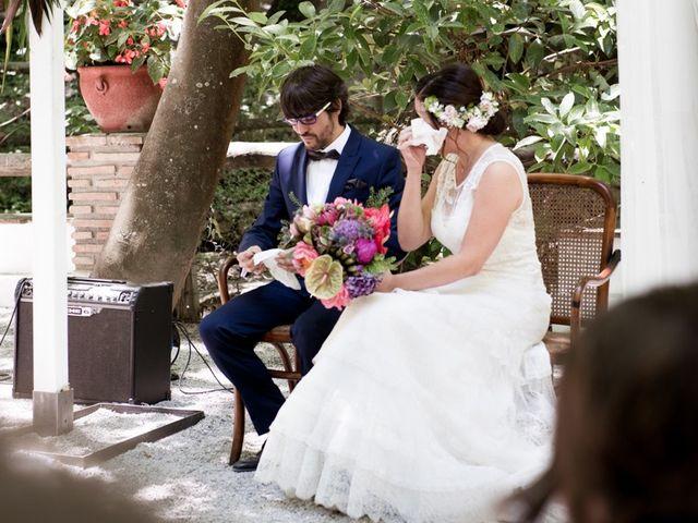 La boda de Miguel y Ana en Granada, Granada 21