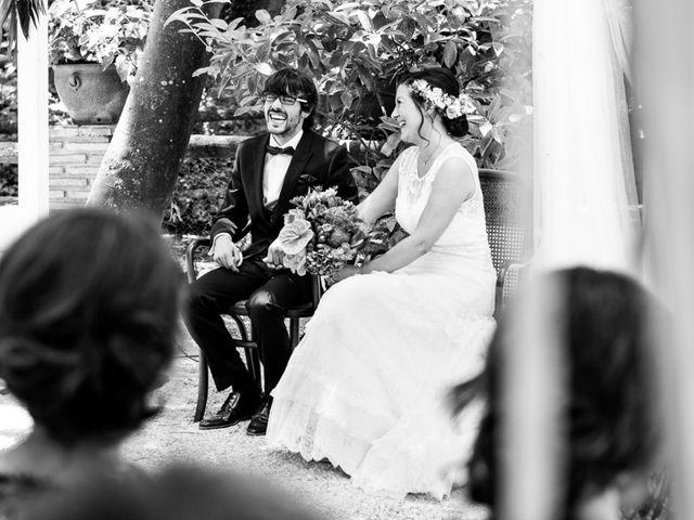 La boda de Miguel y Ana en Granada, Granada 23